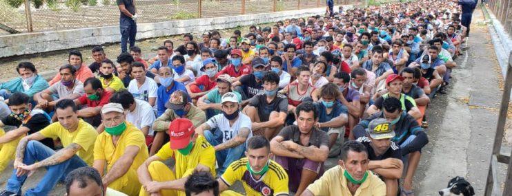 Portuguesa   Lista de reclusos trasladados desde el Cepella hasta la Penitenciaria de Coro