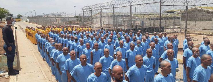 Lara: 438 privados de libertad del Cepella distribuidos entre Fénix y Uribana