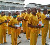 Lista de traslado de reclusos del Cepella a cárceles de Lara