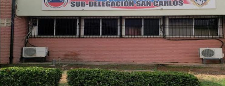 Cojedes: Funcionarios controlan motín en CDP del Cicpc San Carlos