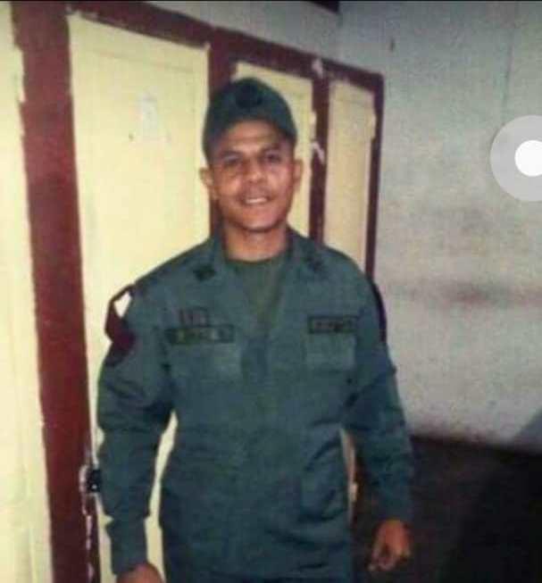 Muere electrocutado en Apure guardia nacional  en el comando de la GNB