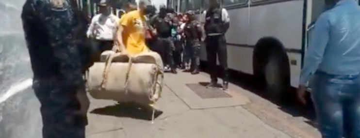 Lara: Tras homicidio de reo, realizan traslado en la PNB