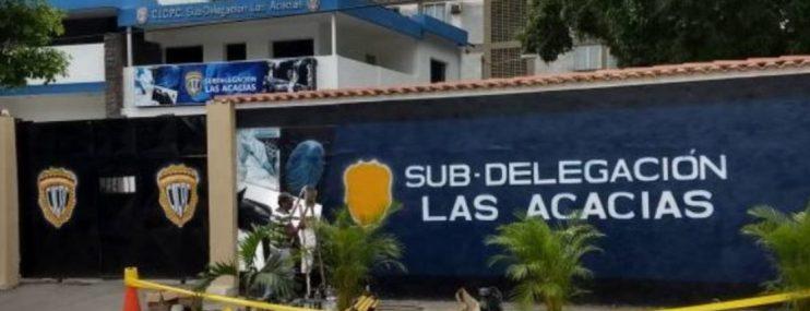 Carabobo: Por hacinamiento se amotinaron presos de la Subdelegación Cicpc Las Acacias