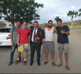 Lara: Excarcelan a 4 jóvenes por protestar contra las fallas de servicios públicos