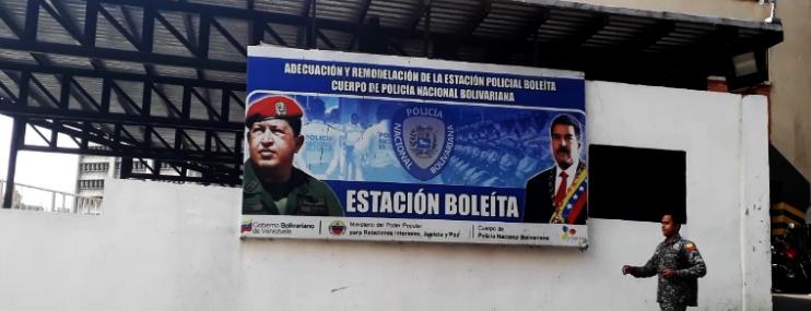 Caracas: Familiares de detenidos en la PNB de Boleíta advierten que menos del 5 % de la población ha sido atendida para descartar tuberculosis