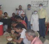 Guárico: Voluntarios realizaron un almuerzo para detenidos en CDP de PoliGuárico
