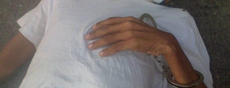 Caracas: Piden medida humanitaria para interno con tuberculosis detenido en la PNB de Boleíta