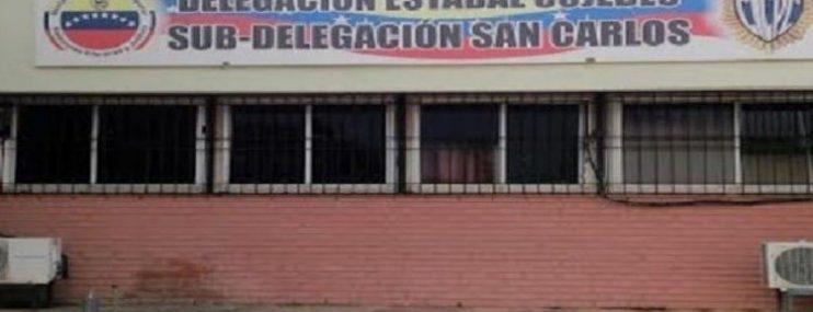 Cojedes: Fuga de seis reclusos se registró en Cicpc de San Carlos