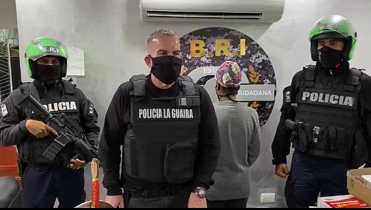 Reclusa se fuga de Retén de Caraballeda y es recapturada en Caracas