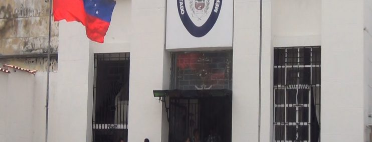 Siete efectivos policiales fueron detenidos por presunta extorsión en la población de Bailadores, estado Mérida