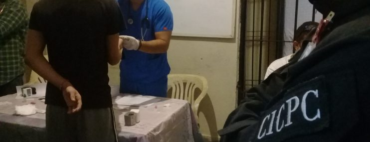 Vargas no cuenta con protocolos para atender a detenidos con VIH