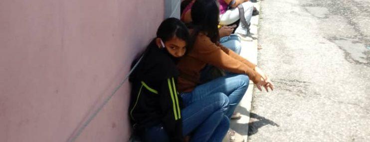 Familiares de detenidos en el CICPC de Mérida exigen se hagan pruebas rápidas de COVID-19 a los privados de libertad