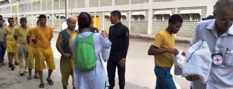 Lara: Comisión de la Cruz Roja Internacional visita los penales