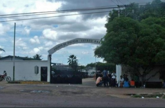Seis detenidos se fugan de PoliAmazonas