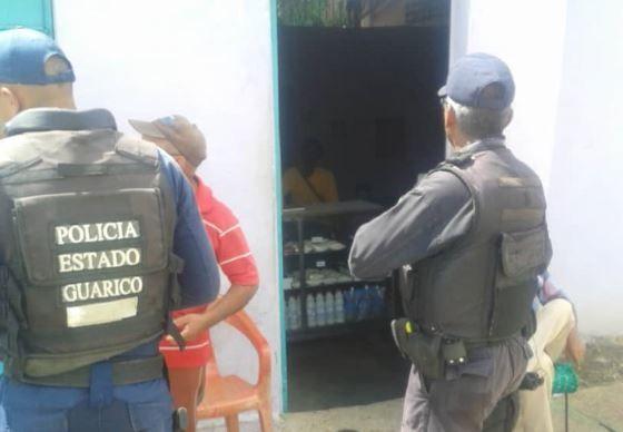Cuatro policías fueron detenidos por fuga en PoliGuárico