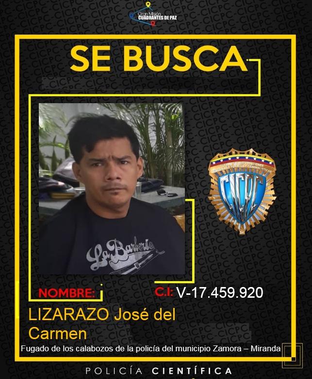 Cuatro reclusos se fugaron de la Policía de Zamora este #5Sep