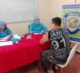 Realizan jornada de vacunación en Centro de Detención Preventiva de Policía Municipal de Vargas