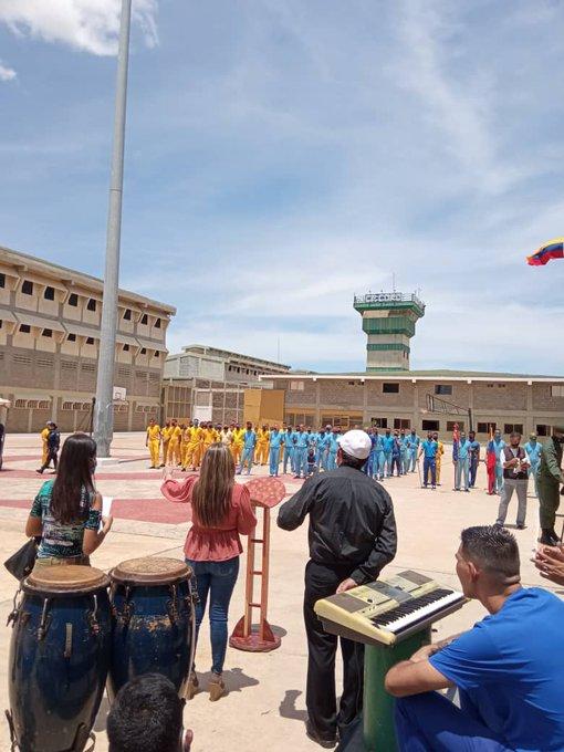 Otorgan libertad a 53 penados de la Comunidad Penitenciaría de Coro