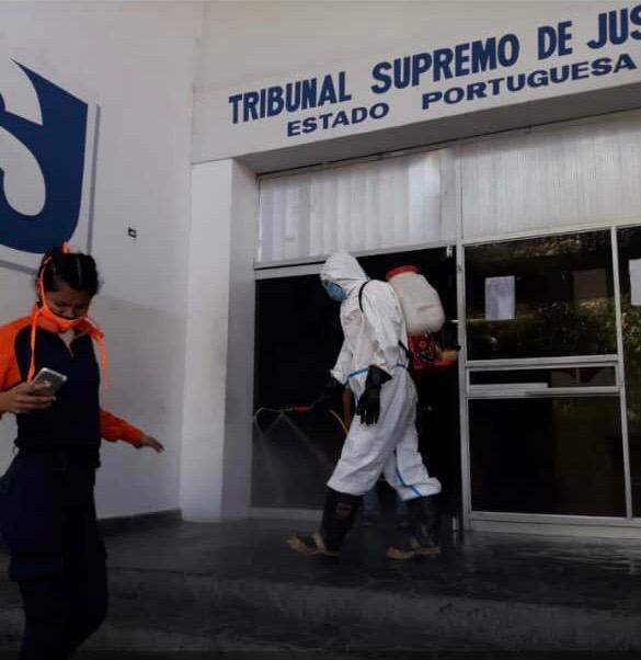 Portuguesa   Tribunales otorgan 95 libertades en el marco de la pandemia por COVID-19