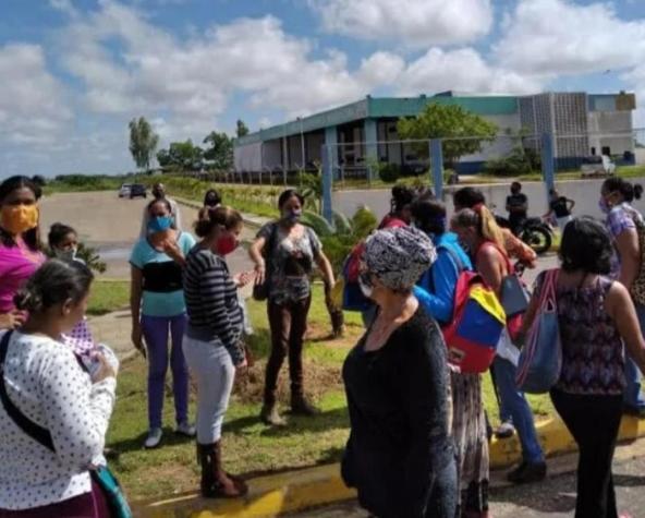 En Anzoátegui privados piden a sus familiares que protesten para evitar represalias