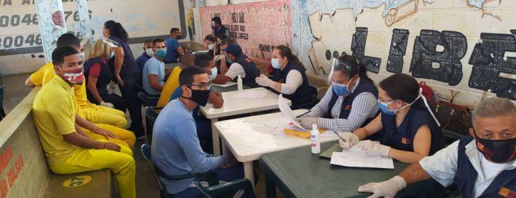 Lara: Realizan jornada de audiencias preliminares en cárcel de Uribana