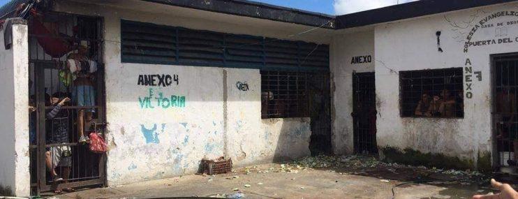 Cojedes: Reportan la fuga de 32 reclusos en San Carlos