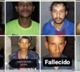 Dos recapturados y dos fallecidos tras fuga en centro de detención en Bolívar