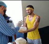 Carabobo: Donan comida a reclusos de Policarabobo