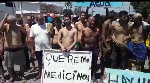 Zulia: Inician campaña para recaudar medicinas para los tuberculosos del retén de Cabimas
