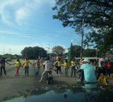 #Cojedes | Familiares de detenidos en Policojedes cierran vía para exigir visita