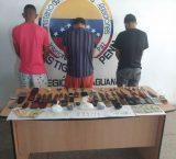 Tres penados vendían drogas en el CDP de Polifalcón en Punto Fijo
