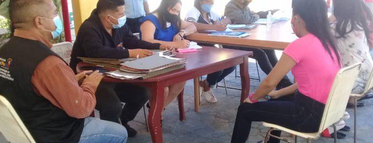 Falcón: Jornada de salud y revisión de estatus llevó el Ministerio Público a detenidos de Polimiranda en Coro