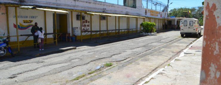 Hubo 'cambio de carro' en Internado Judicial de San Felipe