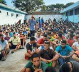Guayana: Presos niegan el cobro de causa en calabozos de CCP Guaiparo