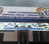 Detienen a mujer que intentó ingresar droga escondida en alimentos al Cicpc Carúpano