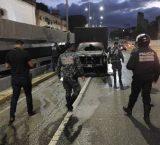 Caracas: Unidad de la PNB de La Yaguara se incendió cuando trasladaba a reclusos a tribunales