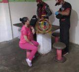 Vargas | Brigada de Emergencias Médicas atiende a población femenina de Retén de Caraballeda