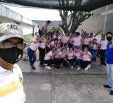 """Privadas del retén de San Carlos del Zulia se unen al challenge """"Jerusalema"""""""